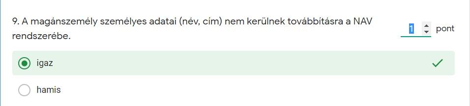 kvíz 9. válasz
